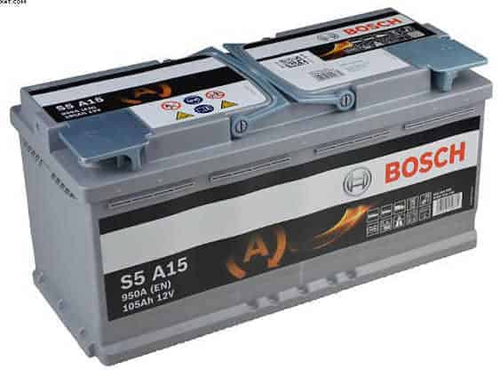 s5 a11 bosch s5 agm uk start stop battery best quality battery. Black Bedroom Furniture Sets. Home Design Ideas